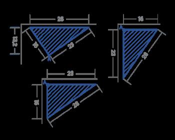 Profile type T3 rigid